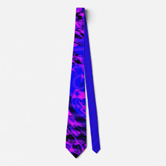 Crazy Blue Motion Tie