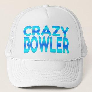 Crazy Bowler Trucker Hat