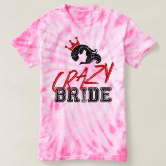 Crazy Bride T-Shirt