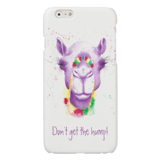 Crazy Camel iPhone 6/6s Glossy Finish Case