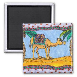 Crazy Camel magnet