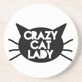 Crazy Cat Lady Coaster