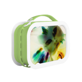 Crazy Cat Lady Green Yubo Lunch Box by C.L. Brown