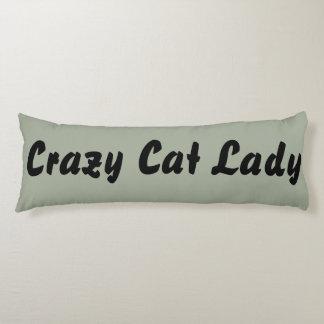 Crazy Cat Lady Pillow