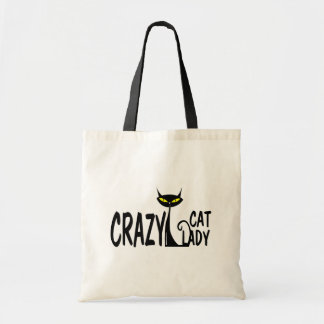 Crazy Cat Lady Bags