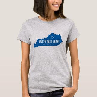 Crazy Cats Lady t-shirt