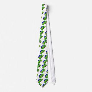 Crazy Chameleon Tie