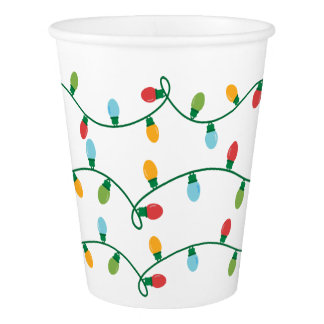 Crazy Christmas Light Party Cup #HolidayZ