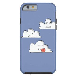 Crazy Clouds Tough iPhone 6 Case