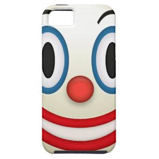 Crazy Clown Emoji iPhone 5 Case