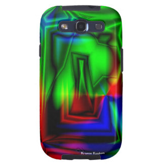 Crazy Colorful Samsung Galaxy S3 Covers