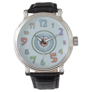 Crazy Colorful Wristwatches