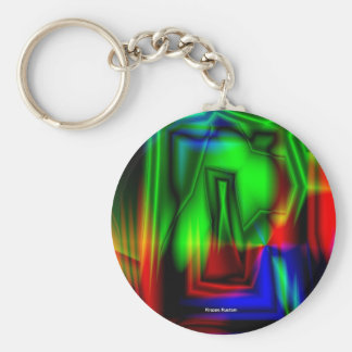Crazy Colorful Key Chains