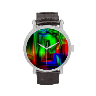 Crazy Colorful Watches
