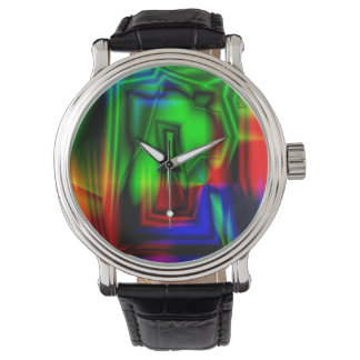 Crazy Colorful Watch