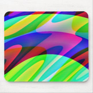 Crazy Colors 2 Mouse Pads