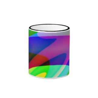 Crazy Colors 2 Mugs