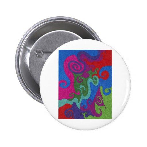 Crazy Colors Pins