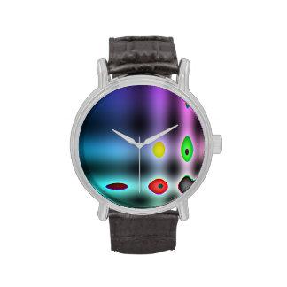 Crazy Colors Wrist Watches