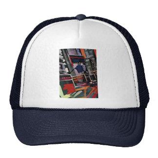Crazy colors trucker hats