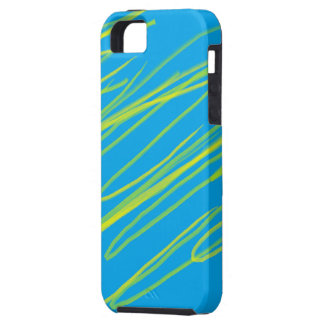 Crazy Colors iPhone 5 Cover