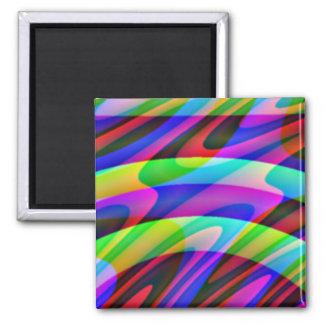Crazy Colors Magnets