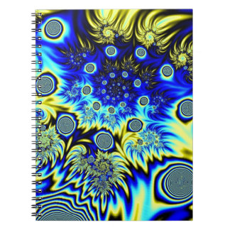 crazy colors notebooks