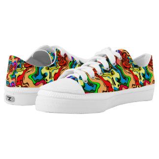 Crazy Colors Shoes