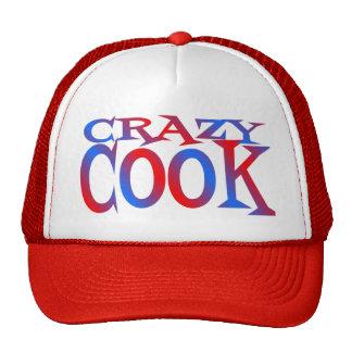 Crazy Cook Hat