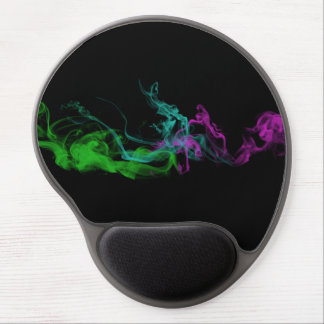 Crazy Cool Vape - Abstract Clouds Gel Mouse Pad