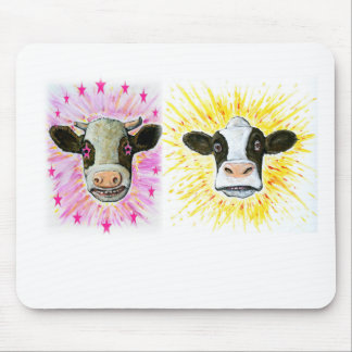 Crazy Cows Mouse Pad