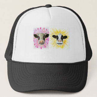 Crazy Cows Trucker Hat