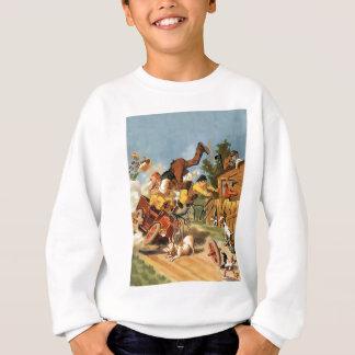 Crazy Crash Sweatshirt