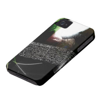Crazy Design With No Color Coordination Whatsoever iPhone 4 Case