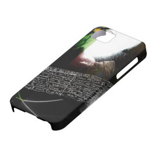 Crazy Design With No Color Coordination Whatsoever iPhone 5 Cases