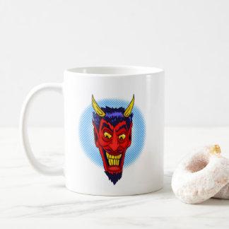 Crazy Devil Coffee Mug