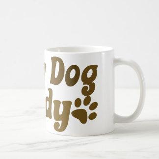 Crazy Dog Lady Basic White Mug