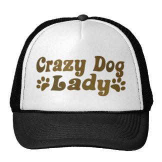 Crazy Dog Lady Mesh Hat