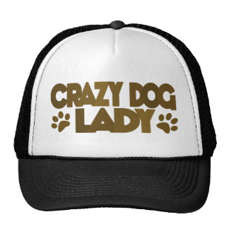 Crazy Dog Lady Hats