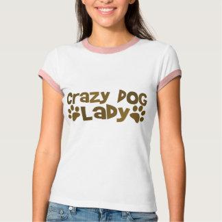 Crazy Dog Lady Tshirt