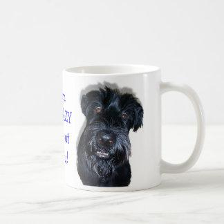 Crazy Dog Coffee Mug