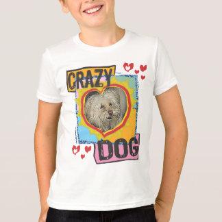 Crazy Dog No Kill Pet Rescue T-Shirt