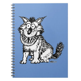 Crazy Dog Notebook