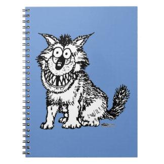Crazy Dog Notebooks