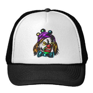 Crazy Evil Clown Hats