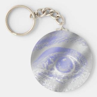 Crazy Eye Keychains
