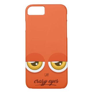 Crazy eyed Gary iPhone 8/7 Case