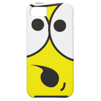 Crazy Face iPhone 5 Cases