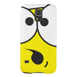 Crazy Face Cases For Galaxy S5