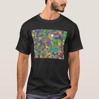 Crazy Faces T-Shirt